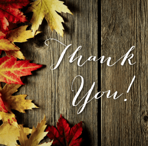 Image result for thank you autumn