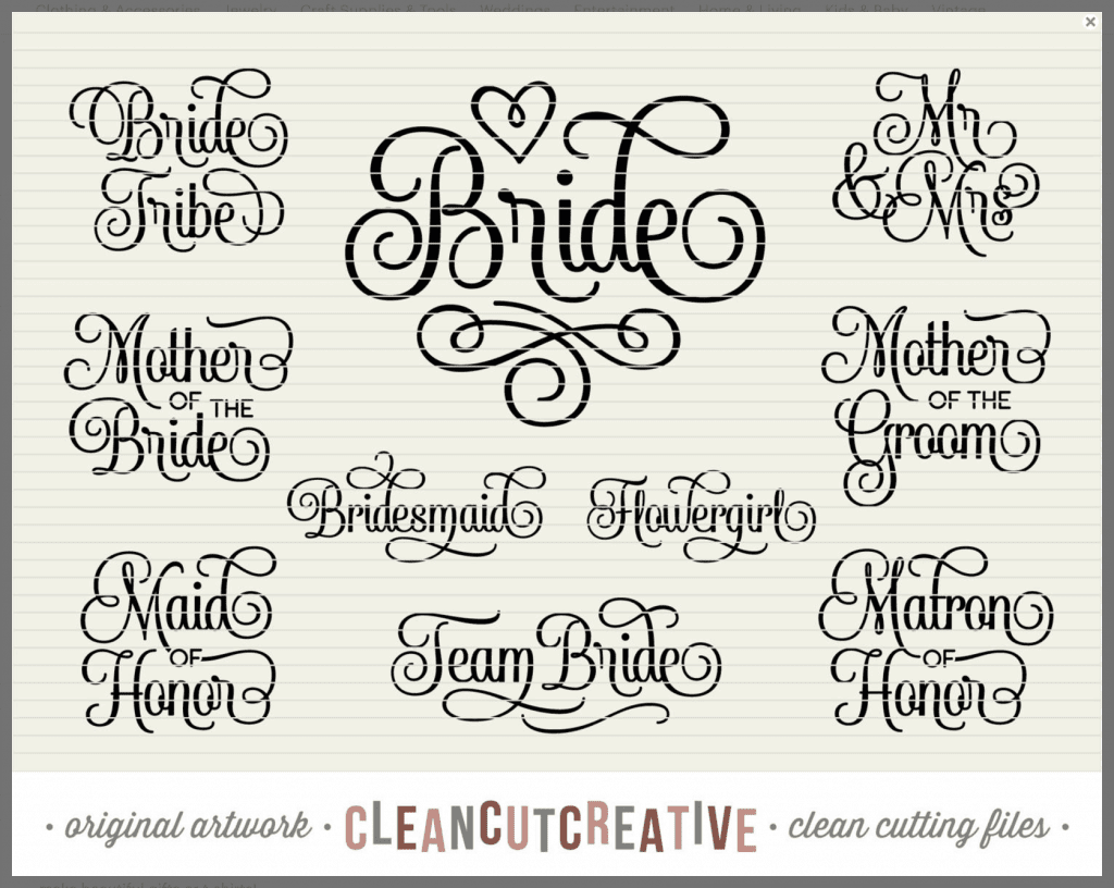Download Free Bloom SVG for Silhouette or Cricut - Cutting for Business