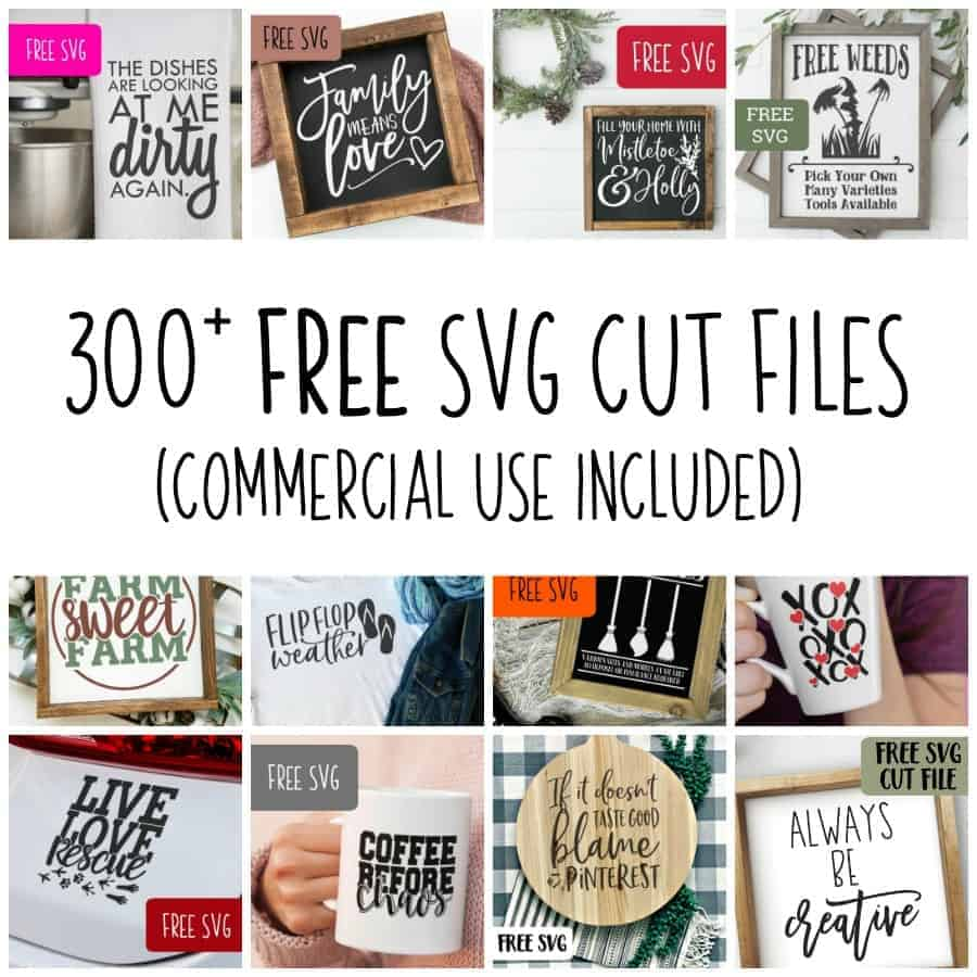Download 300+ Free Commercial Use SVG Cut Files - Cutting for Business