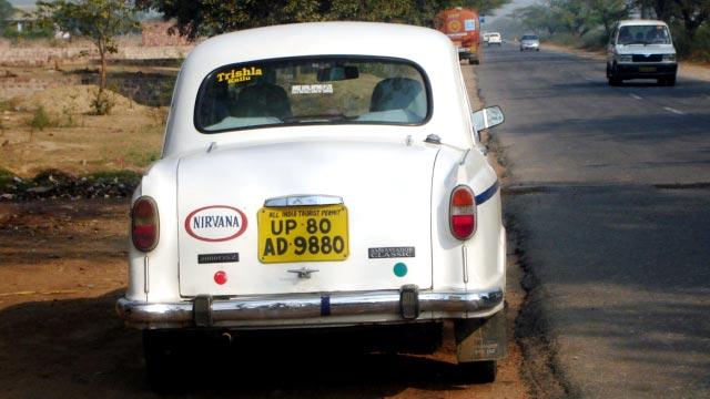An Ambassador in Agra