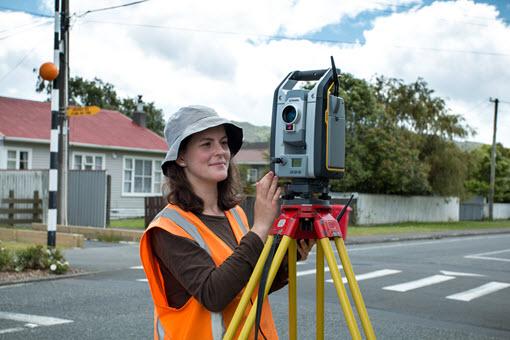 land surveying wellington
