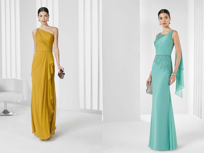 f73f5550e35 Стилът на ампир и гръцкият стил са най-добрите стилове на вечерни рокли за  бременни жени. Благодарение на специалния разрез роклите перфектно скриват  ...