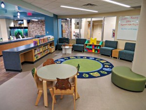 early learning area
