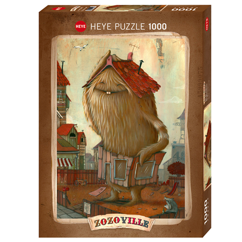 Cuy Games - 1000 PIEZAS - ZOZOVILLE - NEIGHBOURHOOD -