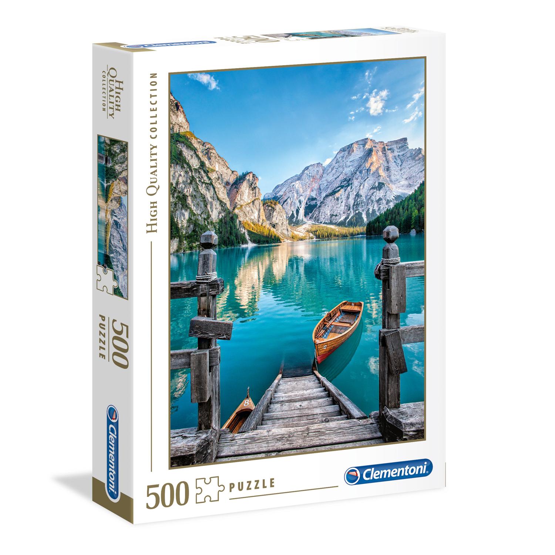 Cuy Games - 500 PIEZAS - BRAIES LAKE -