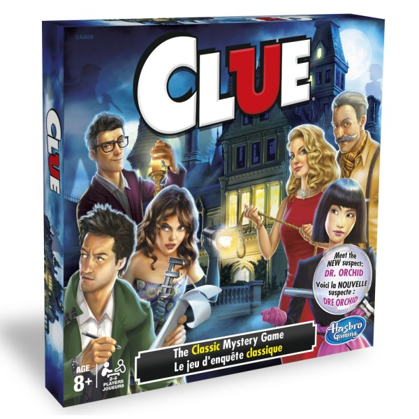 Cuy Games - CLUE -