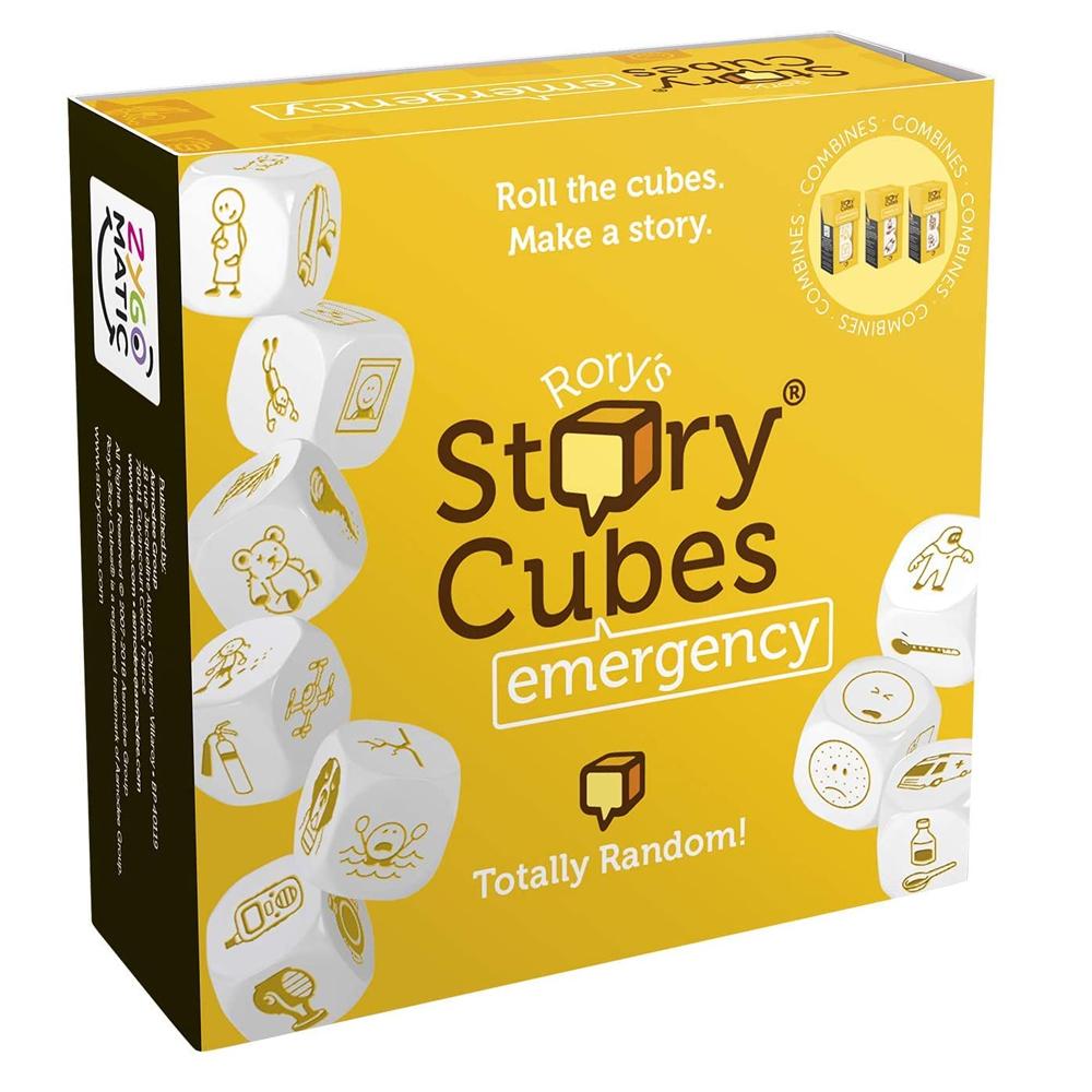 Cuy Games - STORY CUBES EMERGENCY -