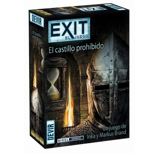 EXIT EL JUEGO – EL CASTILLO PROHIBIDO