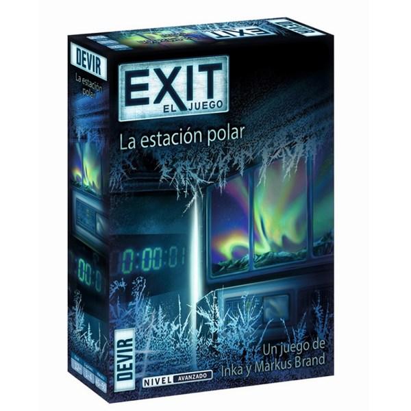 EXIT EL JUEGO – LA ESTACION POLAR