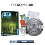 Cuy Games - EXIT EL JUEGO - EL LABORATORIO SECRETO -