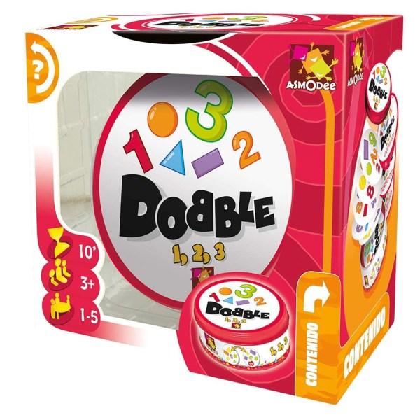 Cuy Games - DOBBLE FORMAS Y NUMEROS -