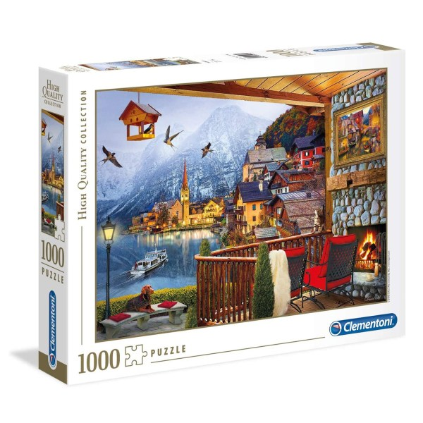 Cuy Games - 1000 PIEZAS - HALLSTATT -