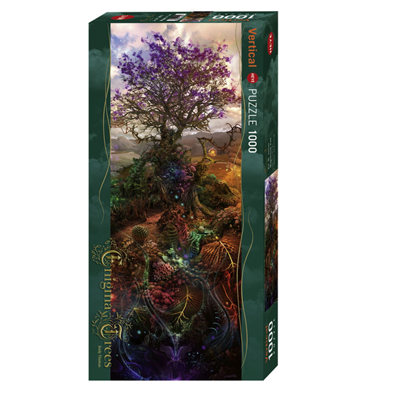Cuy Games - 1000 PIEZAS - MAGNESIUM TREE -