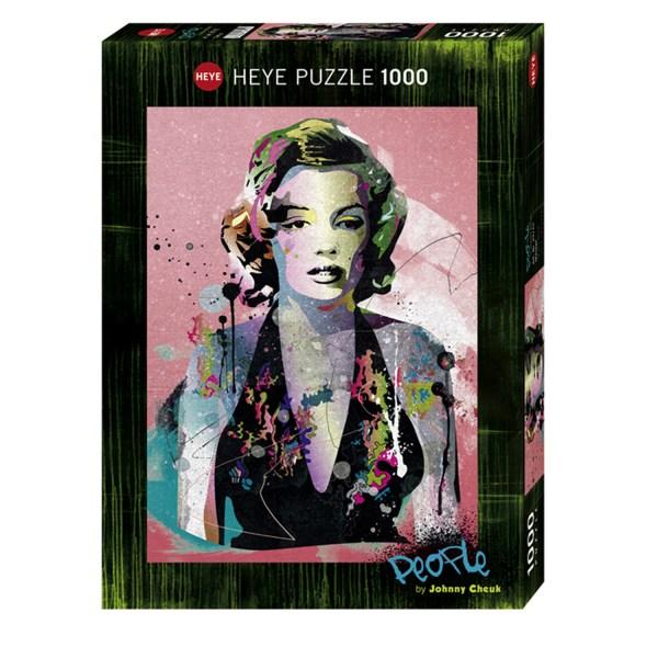 Cuy Games - 1000 PIEZAS - MARILYN -