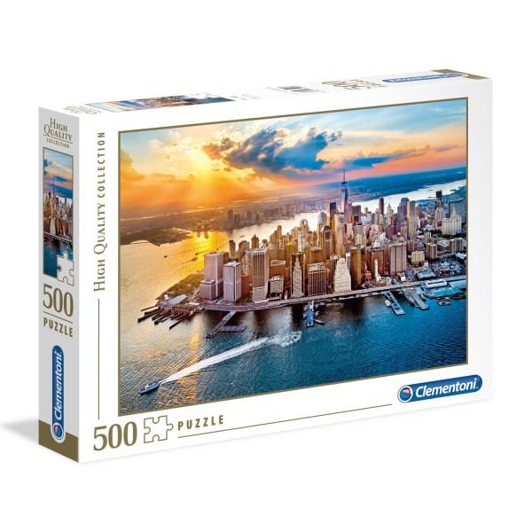 Cuy Games - 500 PIEZAS - NEW YORK -