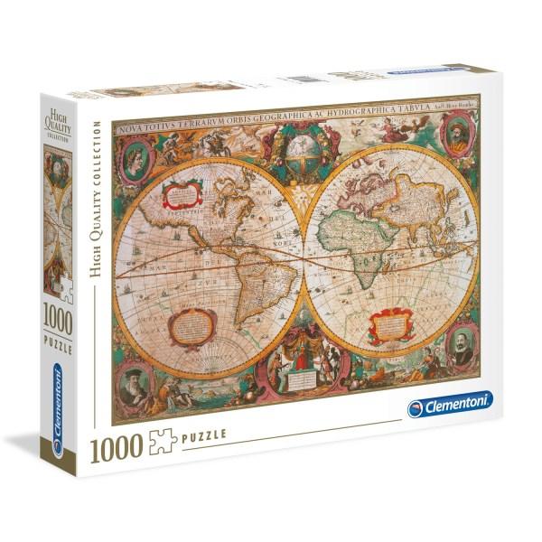 Cuy Games - 1000 PIEZAS - OLD MAPS -