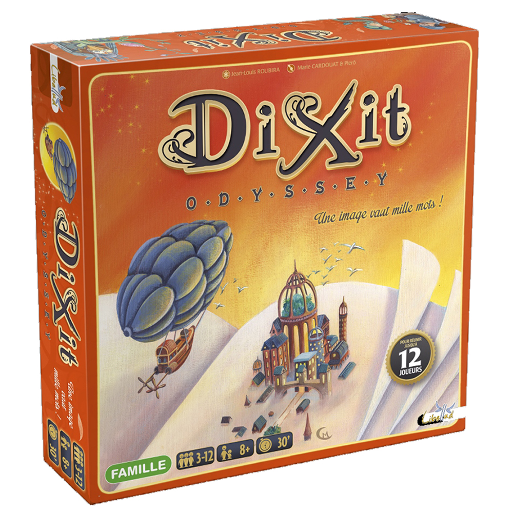 Cuy Games - DIXIT ODYSSEY -
