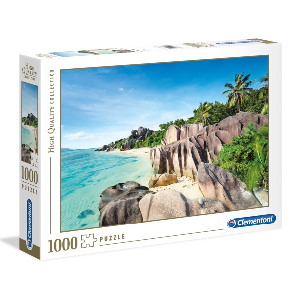 Cuy Games - 1000 PIEZAS - PARADISE BEACH -