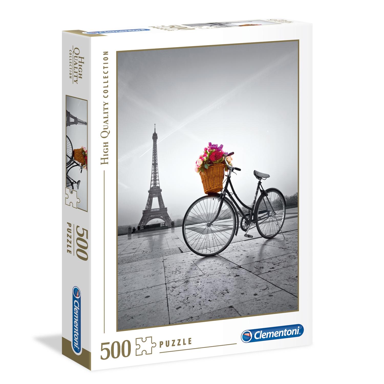 Cuy Games - 500 PIEZAS - ROMANTIC PROMENADE IN PARIS -