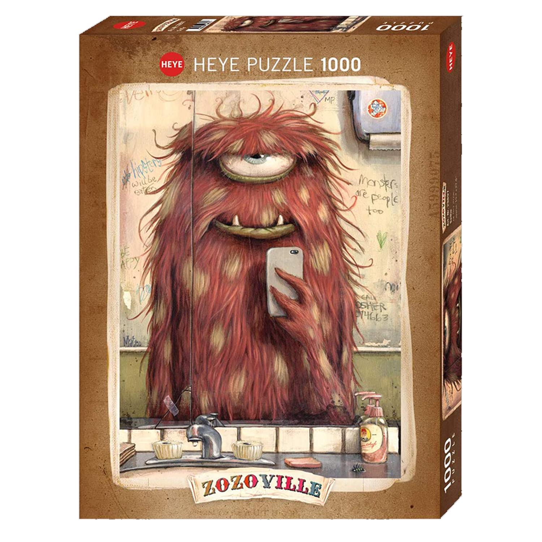 Cuy Games - 1000 PIEZAS - ZOZOVILLE - SELFIE -