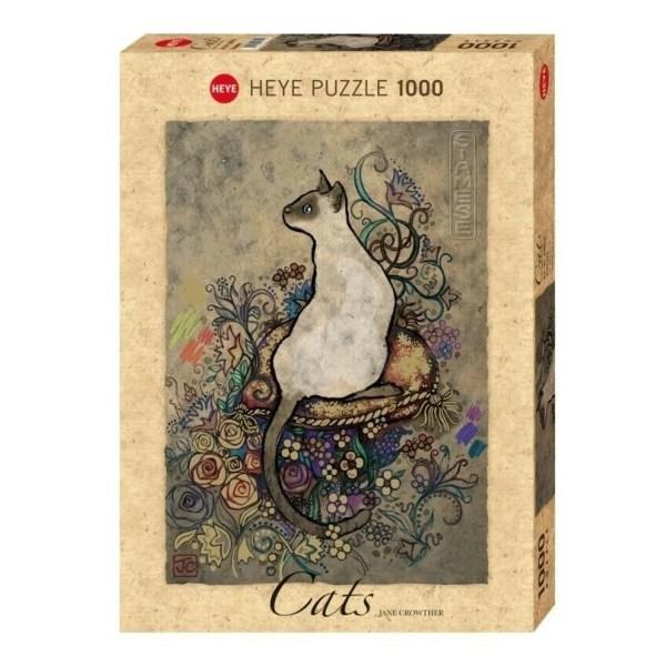 Cuy Games - 1000 PIEZAS - SIAMESE -