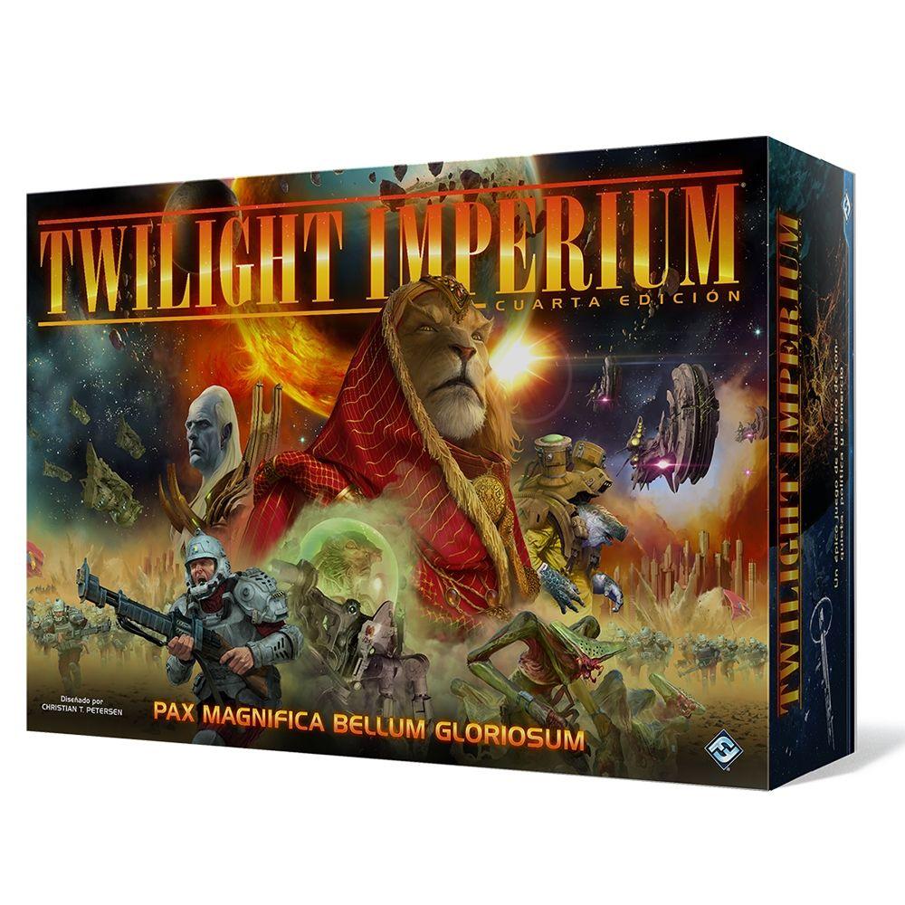 Cuy Games - TWILIGHT IMPERIUM -