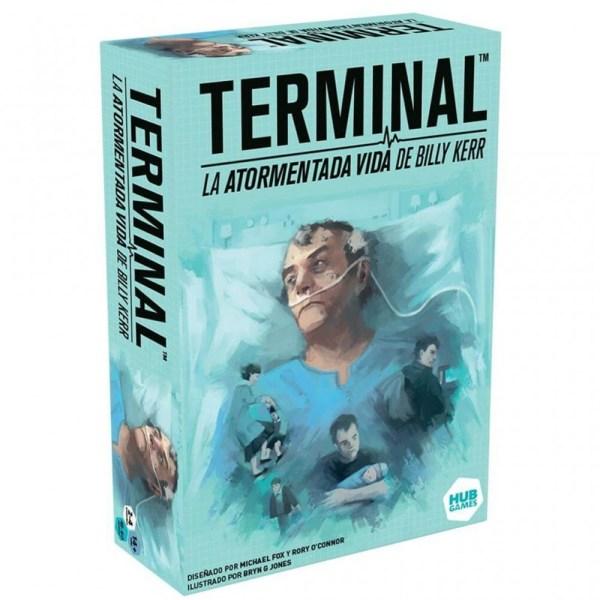 Cuy Games - TERMINAL - LA ATORMENTADA VIDA DE BILLY KEER -