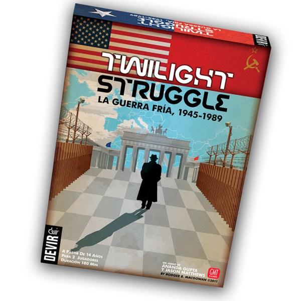 Cuy Games - TWILIGHT STRUGGLE -