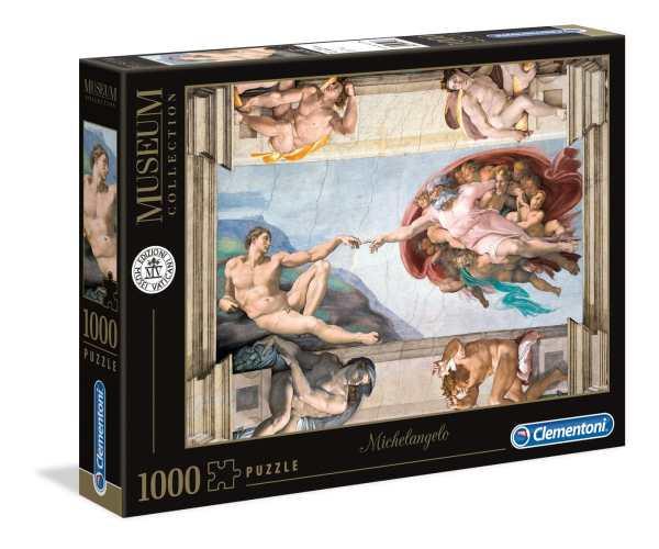 Cuy Games - 1000 PIEZAS - CREACION DEL HOMBRE -