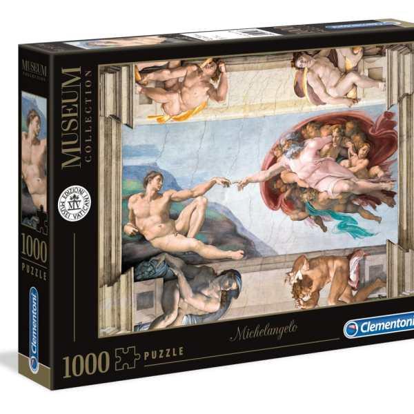 1000 PIEZAS – CREACION DEL HOMBRE
