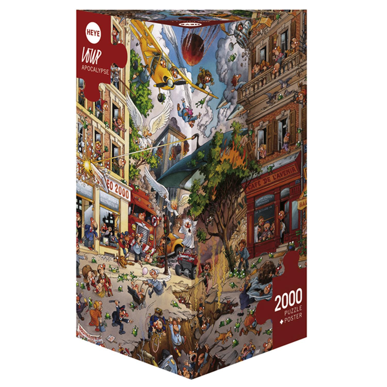 Cuy Games - 2000 PIEZAS - APOCALYPSE -