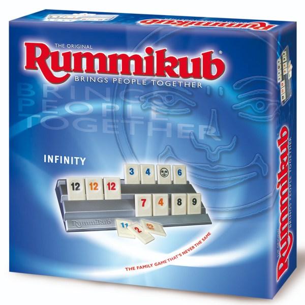 Cuy Games - RUMMIKUB INFINITY -