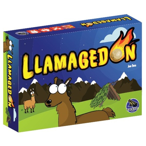 Cuy Games - LLAMAGEDON -