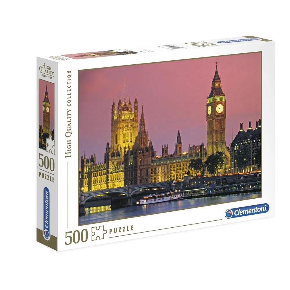 Cuy Games - 500 PIEZAS - LONDON/LONDRES -