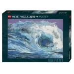 Cuy Games - 2000 PIEZAS - MAP WAVE -