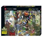 Cuy Games - 1000 PIEZAS - NEW YORK QUEST -