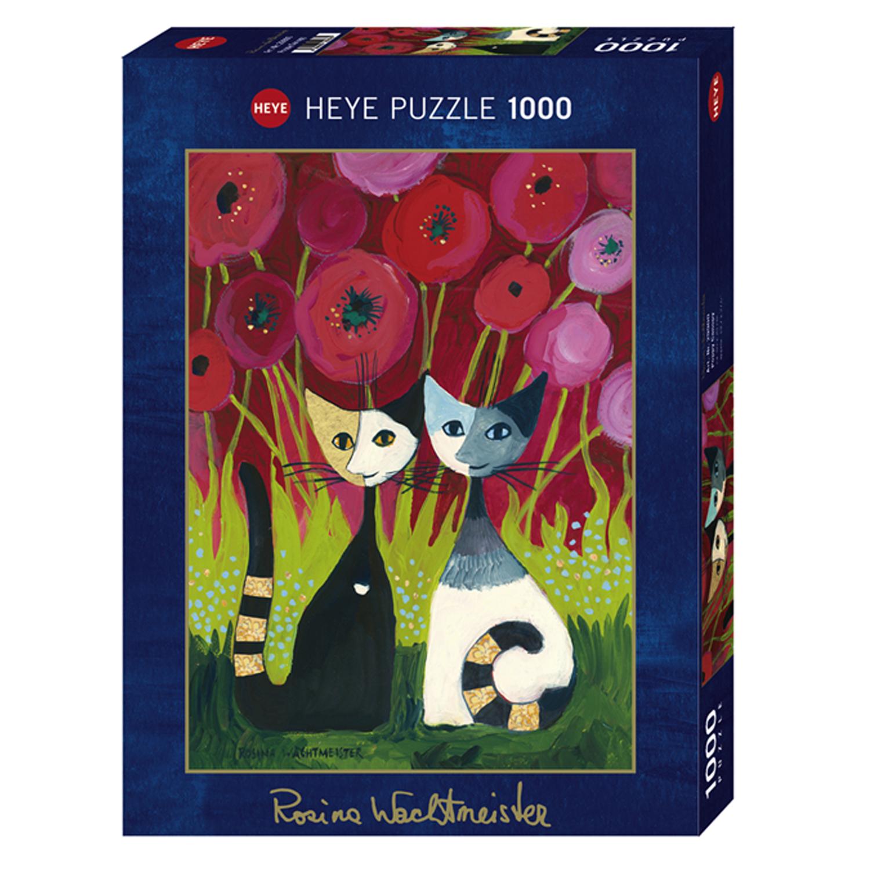 Cuy Games - 1000 PIEZAS - POPPY CANOPY -