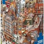 Cuy Games - 2000 PIEZAS - SHERLOCK & CO. -