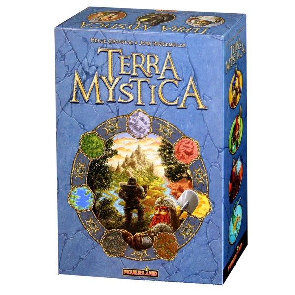 Cuy Games - TERRA MYSTICA -