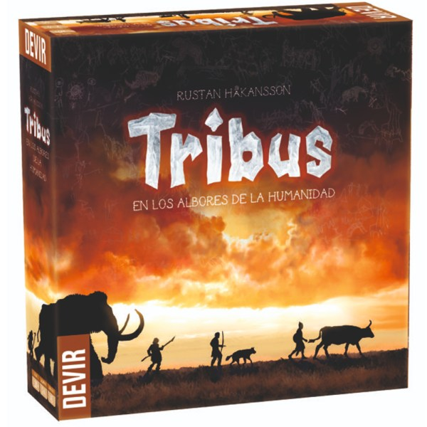 Cuy Games - TRIBUS -