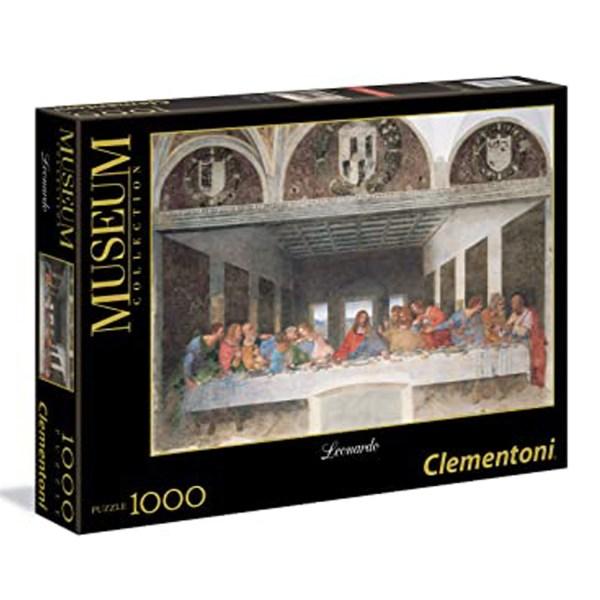 1000 PIEZAS – LA ULTIMA CENA
