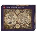 Cuy Games - 2000 PIEZAS - VINTAGE WORLD -