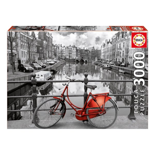 Cuy Games - 3000 PIEZAS - AMSTERDAM -