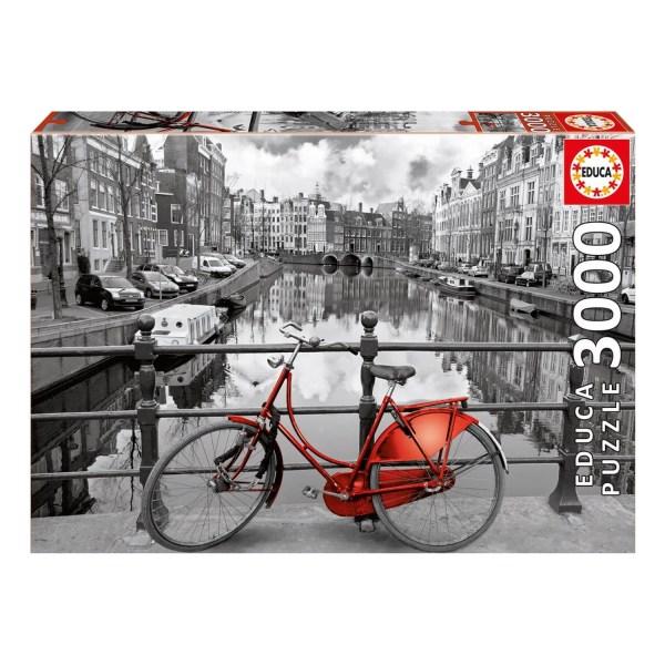 3000 PIEZAS – AMSTERDAM