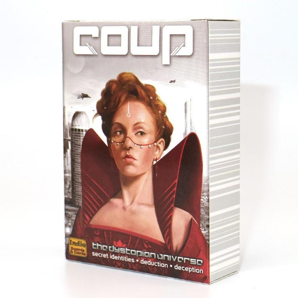 Cuy Games - COUP - EN INGLES -