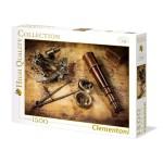 Cuy Games - 1500 PIEZAS - COURSE TO THE TREASURE -