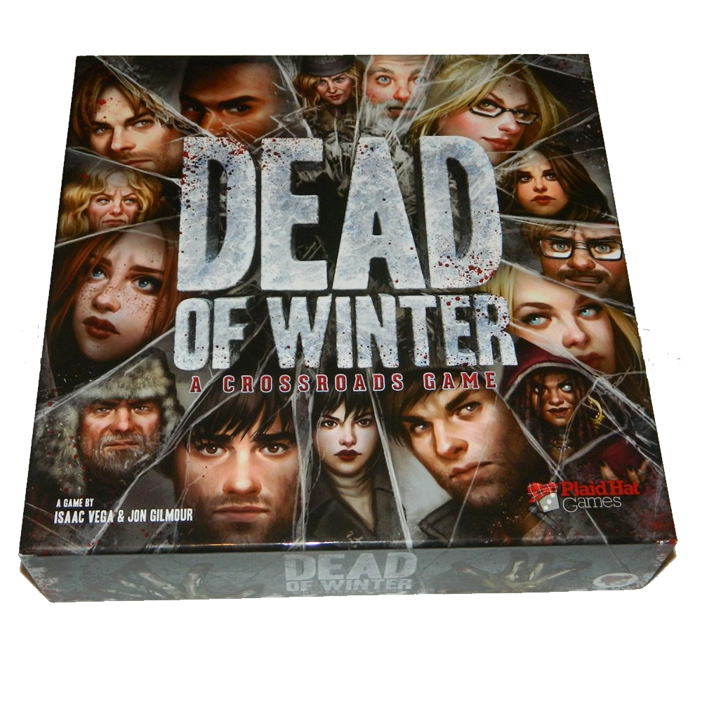 Cuy Games - DEAD OF WINTER -