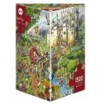 Cuy Games - 1500 PIEZAS - FAIRY TALES -
