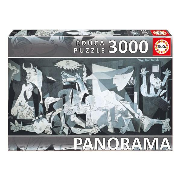 3000 PIEZAS – GUERNICA, P. PICASSO PANORAMA