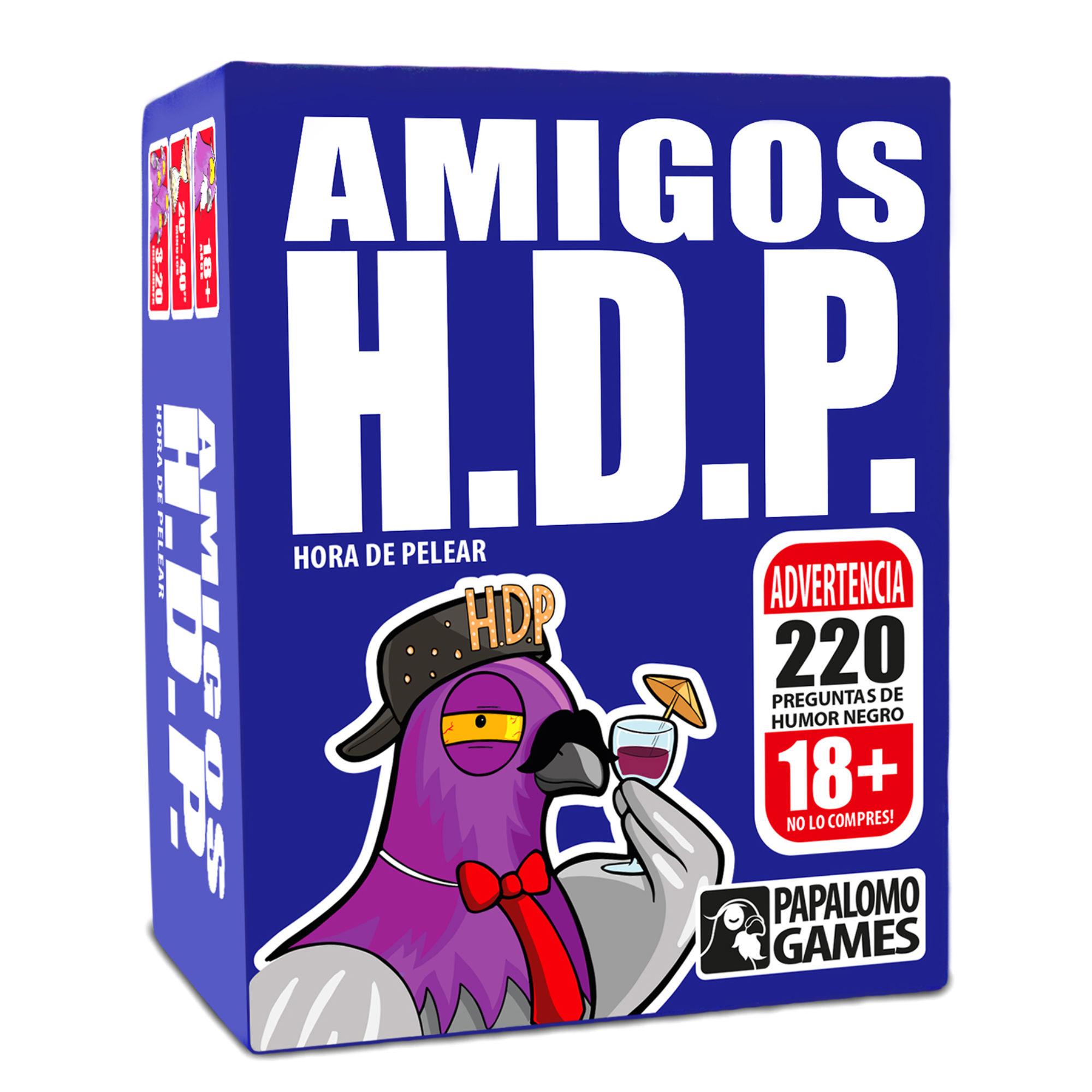 Cuy Games - H.D.P -